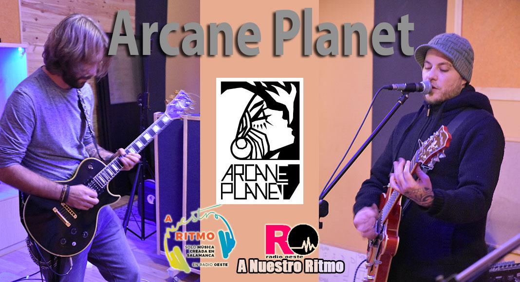 Arcane Planet