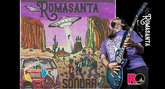 45 Romasanta (entrevista)