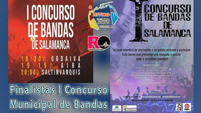 61 Finalistas del Concurso Municipal de Bandas