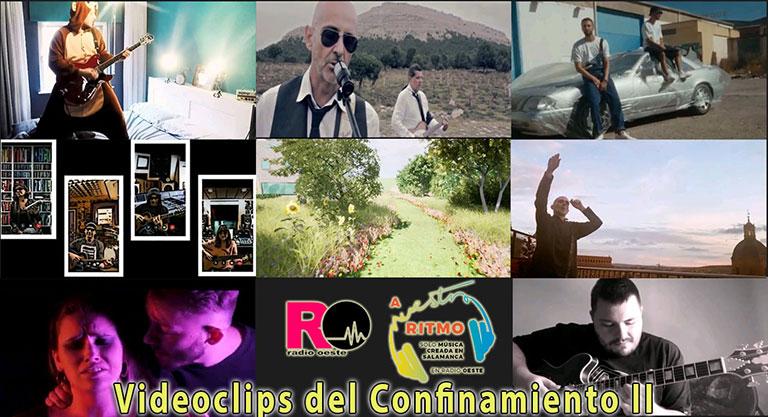 63 Videoclips del Confinamiento II - A Nuestro Ritmo