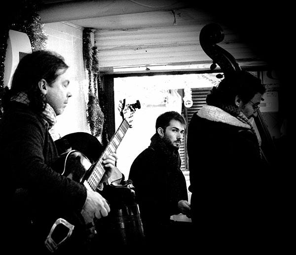 Alejandro Lucas Trio