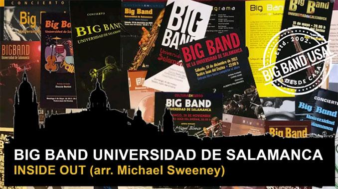 Inside Out (Big Band de la Universidad de Salamanca)