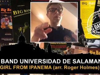 The Girl From Ipanema (Big Band Universidad de Salamanca)