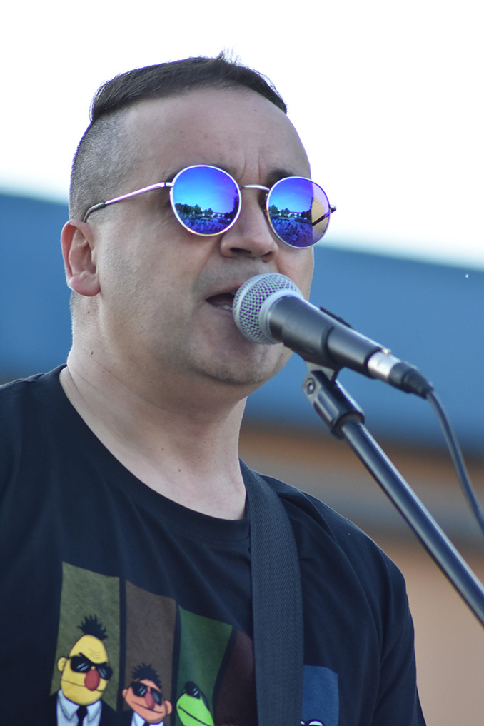 Fernando Vicente cantante de Al Límite