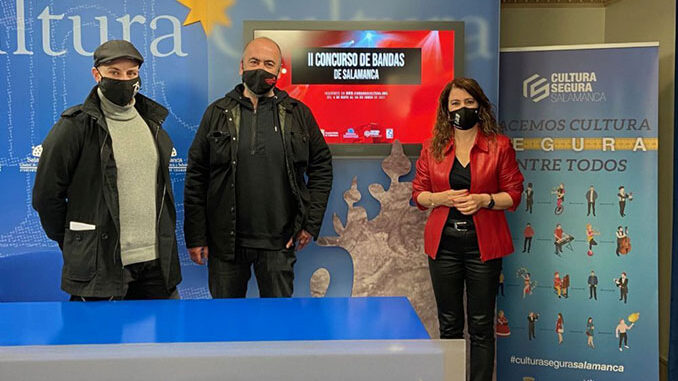 II Concurso Municipal de bandas de Salamanca