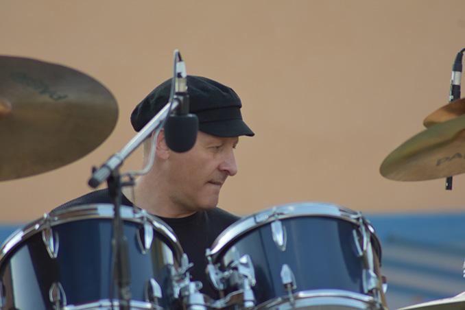 Jorge Orejudo batería de Al Límite
