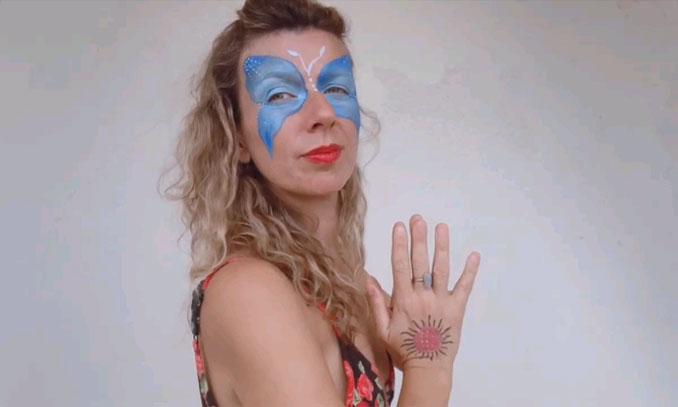 Sabrina Tomei y la mariposa como símbolo de transformación