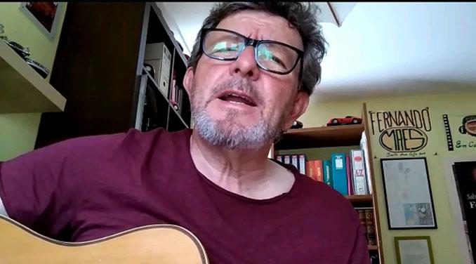 Fernando Maés canta Ya no te espera nadie