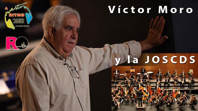 Víctor Moro y la JOSCS – A Nuestro Ritmo 81