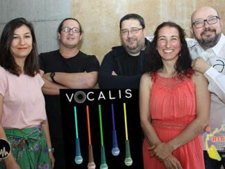 Vocalis, A Nuestro Ritmo 82