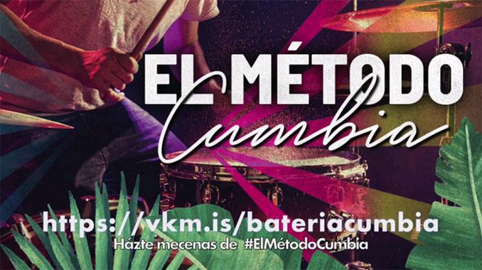 ElMétodoCumbia Cote Campusano