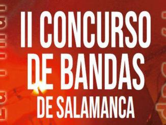 II Concurso Municipal de bandas de Salamanca final