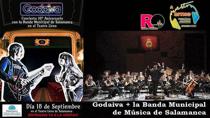 Godaiva y la Banda Municipal - A Nuestro Ritmo 89