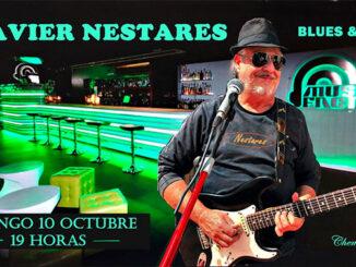 Javier Nestares en Music Factory