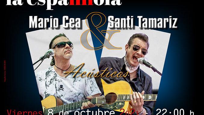 Mario Cea y Santi Tamariz La Espannola