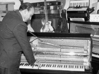 Manolo Iglesias, padre adoptivo de los músicos salmantinos